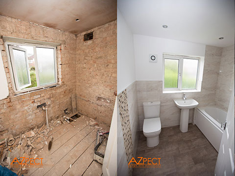 bathroom design sale by azpect design and installation - Bathroom Designs Uk